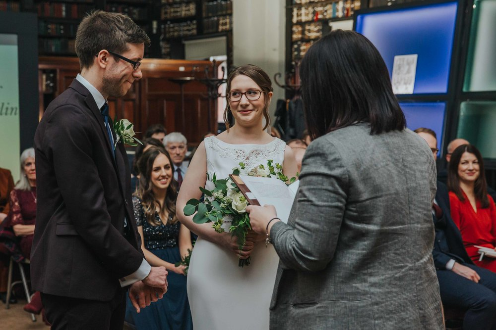 Small Manchester wedding venue