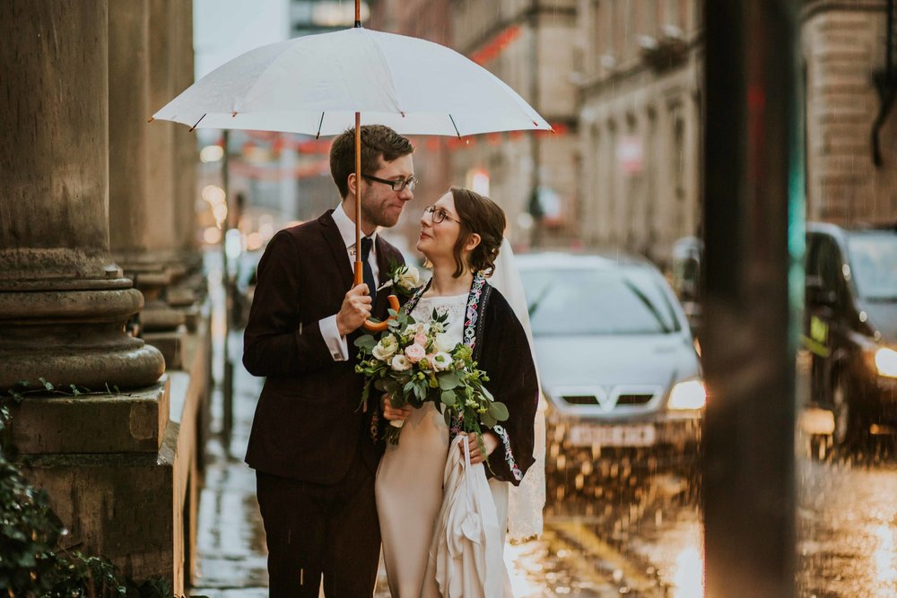 The Portico Library Manchester wedding