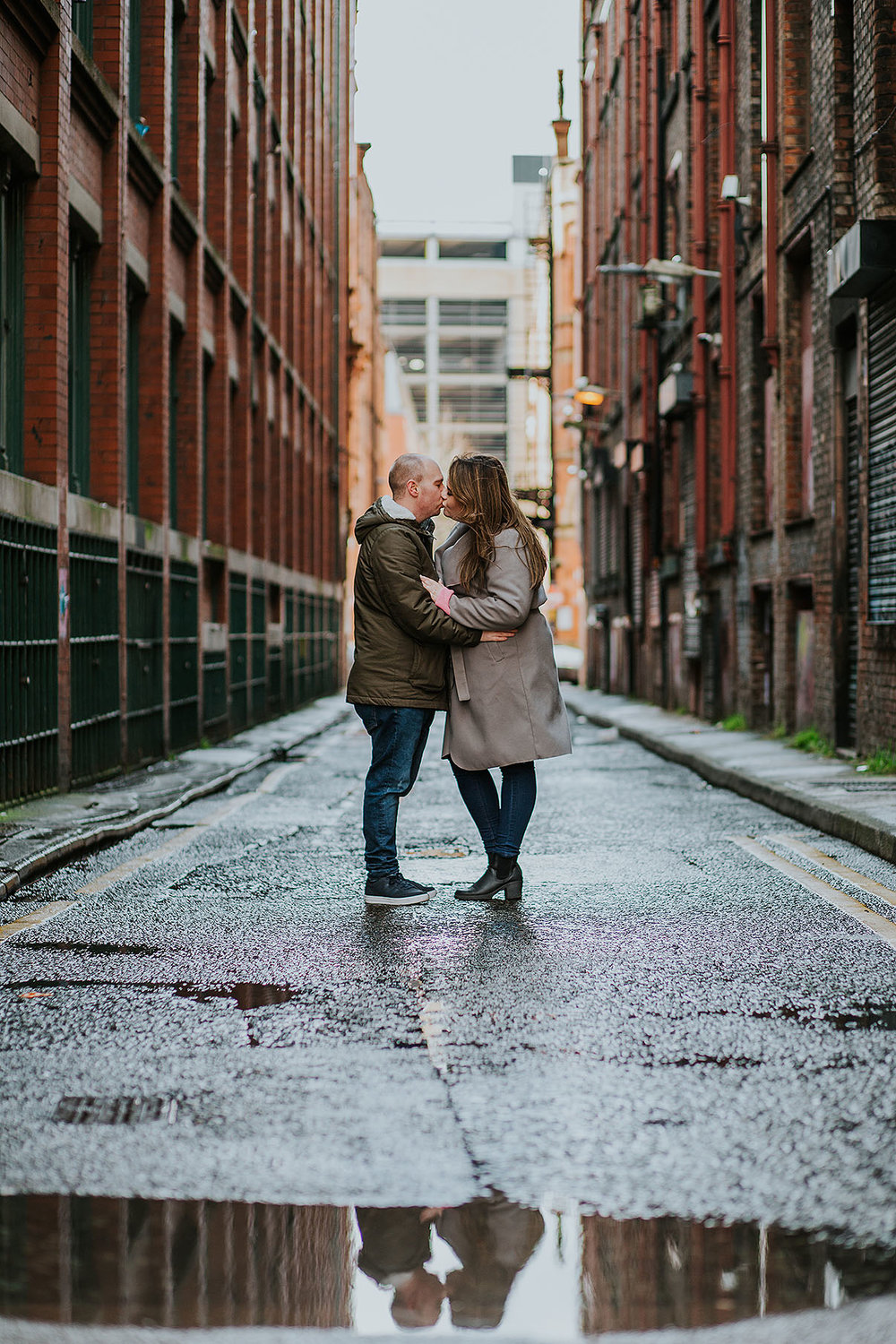 Alternative wedding photographer in Manchester