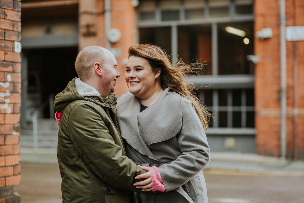 Northern Quarter Manchester wedding photography