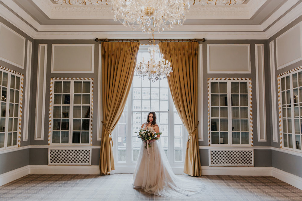 Manchester Hall Wedding Photography