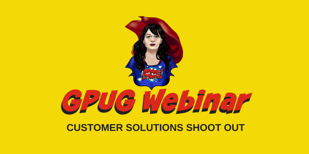 GPUG Webinar - Customer Solutions Shootout.png
