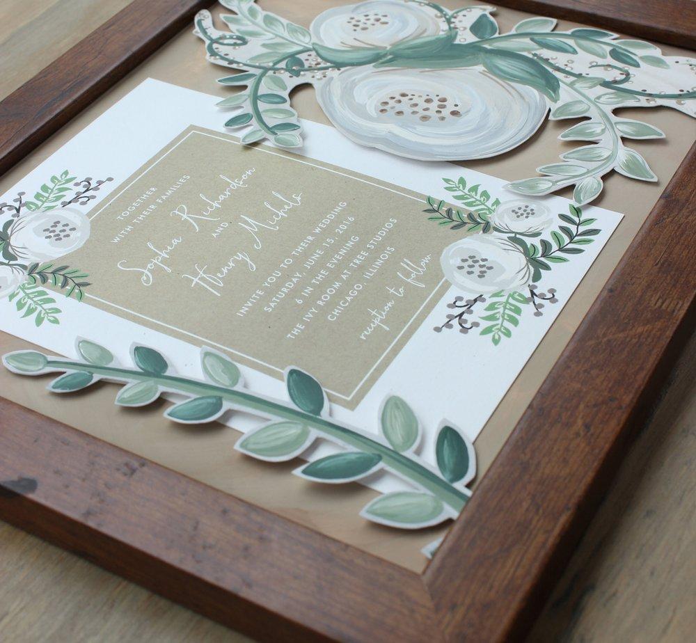 Framed Wedding Invitation Keepsake (2).jpg