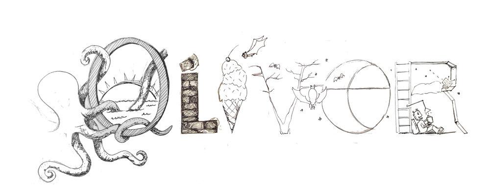 Octopus, Legos, Ice Cream, Vampire Bats, Eclipse, and Robots Reading :)