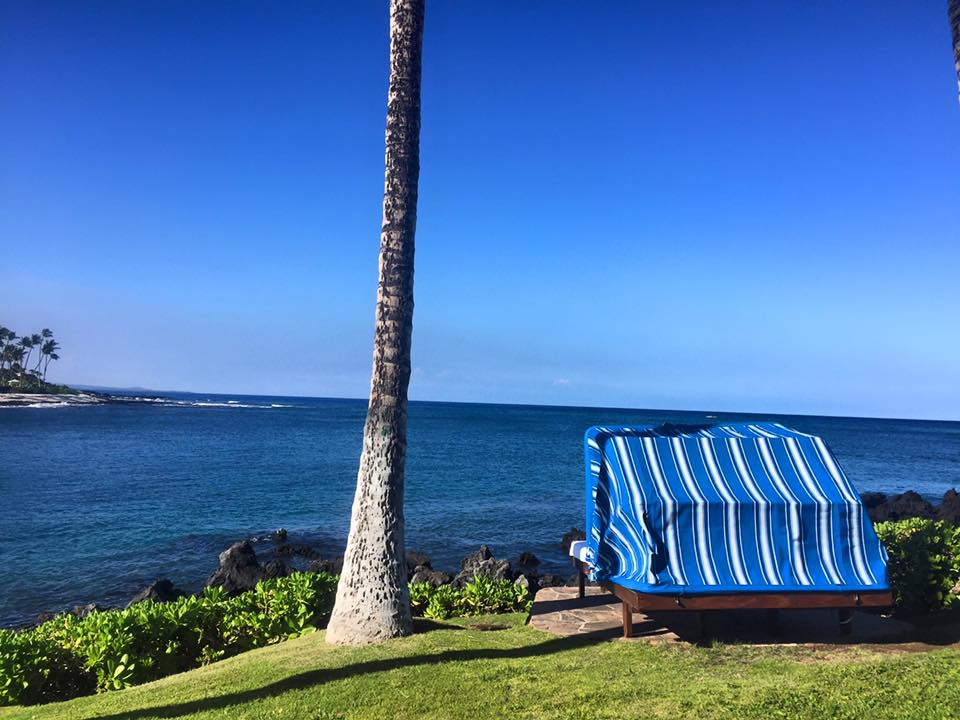 Oceanside Cabana