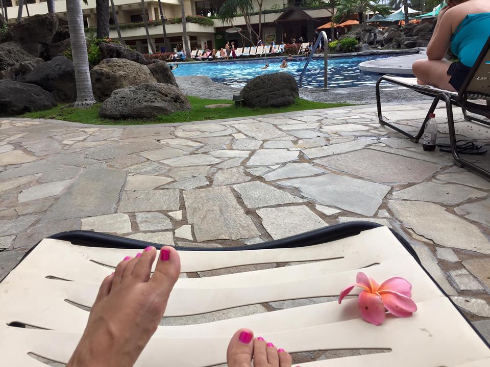 Sunny Waikiki Day