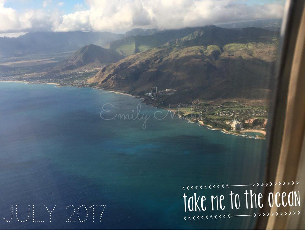 The Magic of Hawai'i begins at the shore