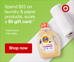 Restock the cleaning products, and grab $5!