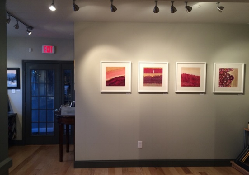 jana lamberti silk art featured artist at new hampshire gallery