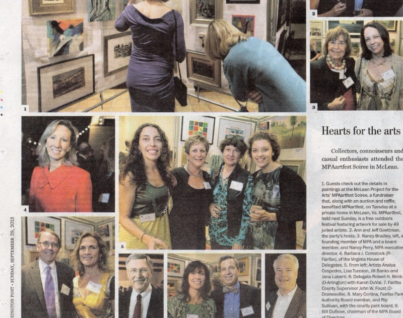jana lamberti silk art that's me in the washington post