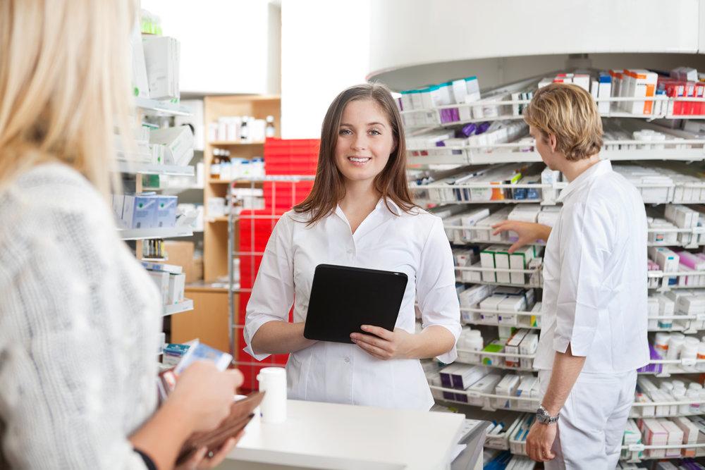 Pharmacy Tech -