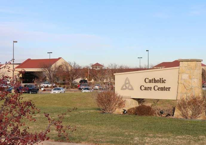 Catholic care Center - 6550 E 45th St N, Bel Aire, KS 67226