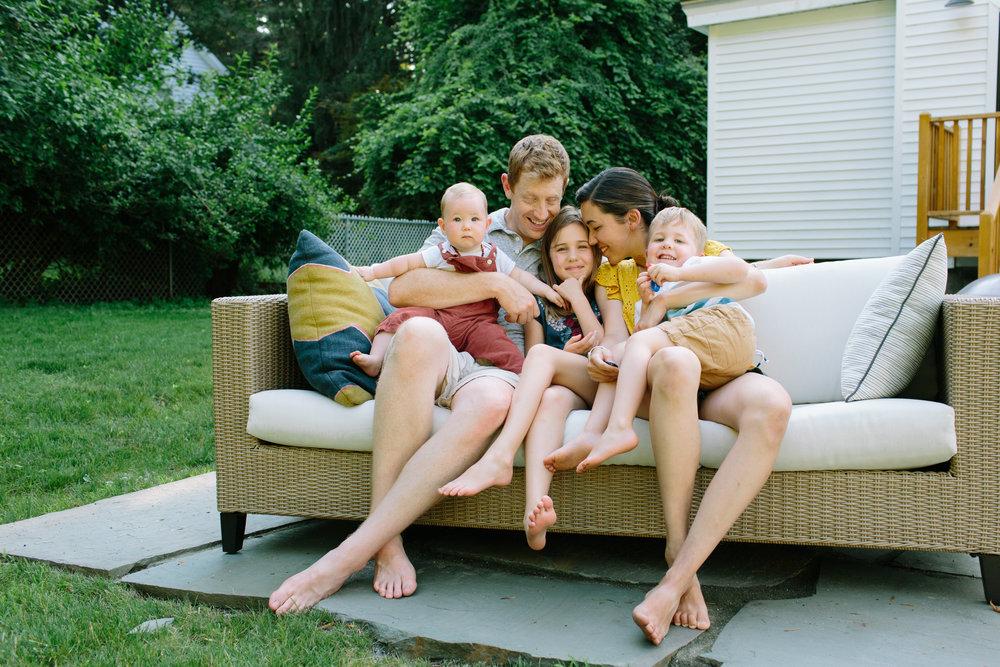 Mikki Skinner Family