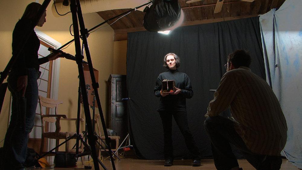 REVEALED Crew in Photo studio