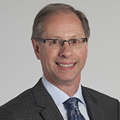 Jeffrey Cohen, MD President-Elect The Cleveland Clinic