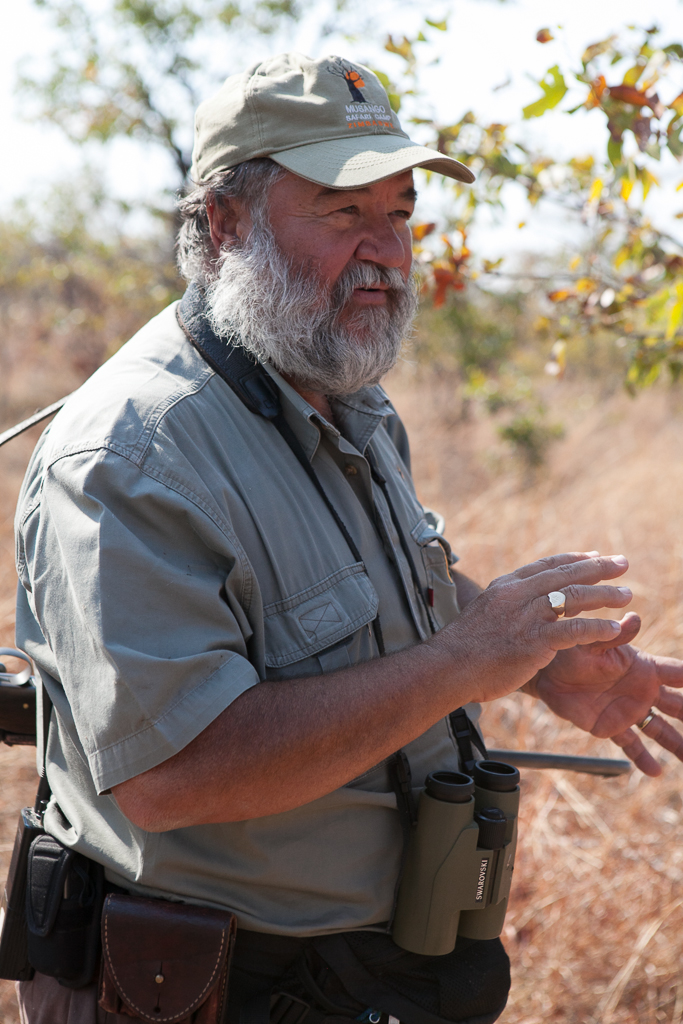 Steve Edwards Musango Safari Camp