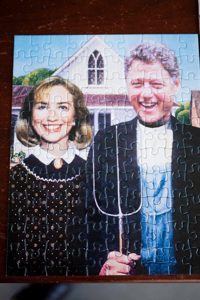 Bill Clinton boyhood home, Hope AR