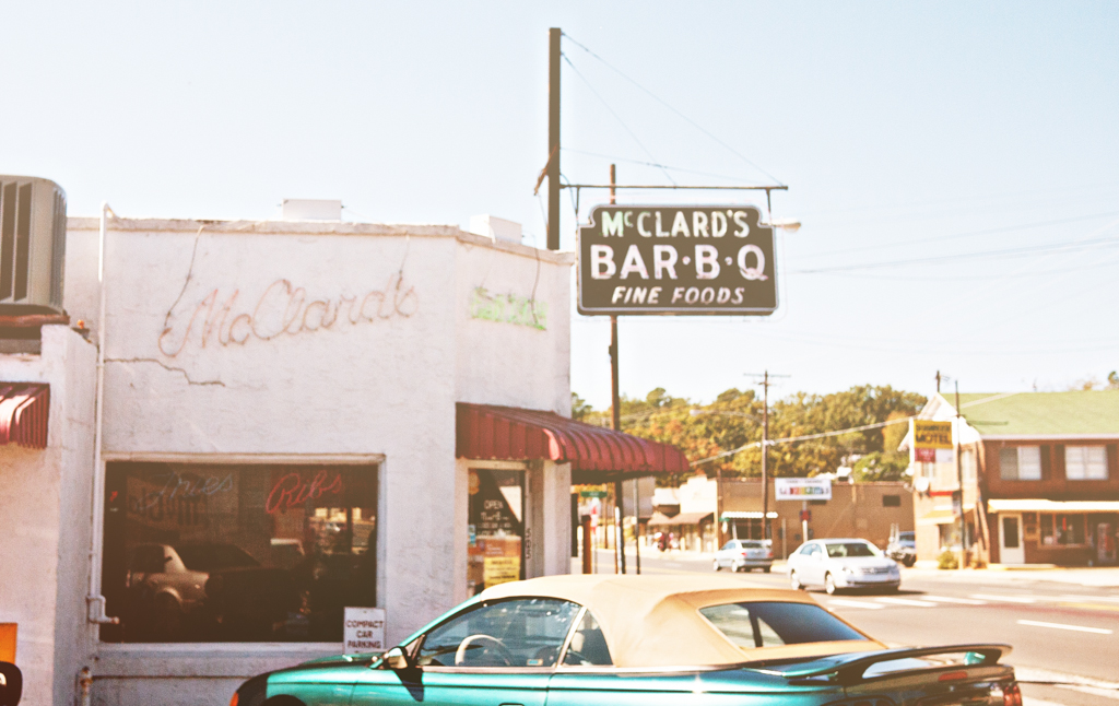 McClard's BBQ, Hot Springs, AR