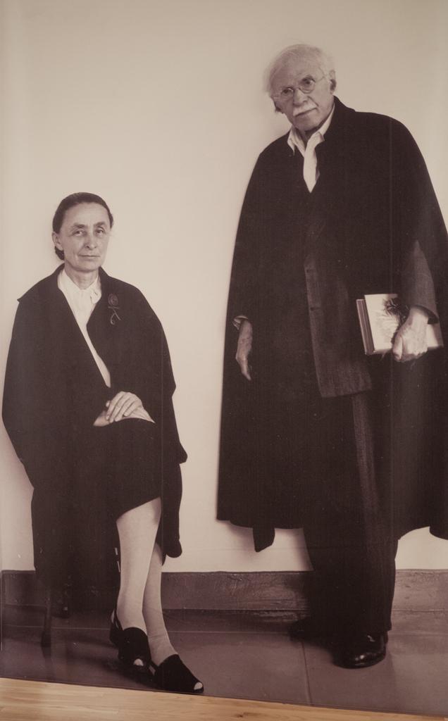Georgia O'Keeffe and Alfred Stieglitz