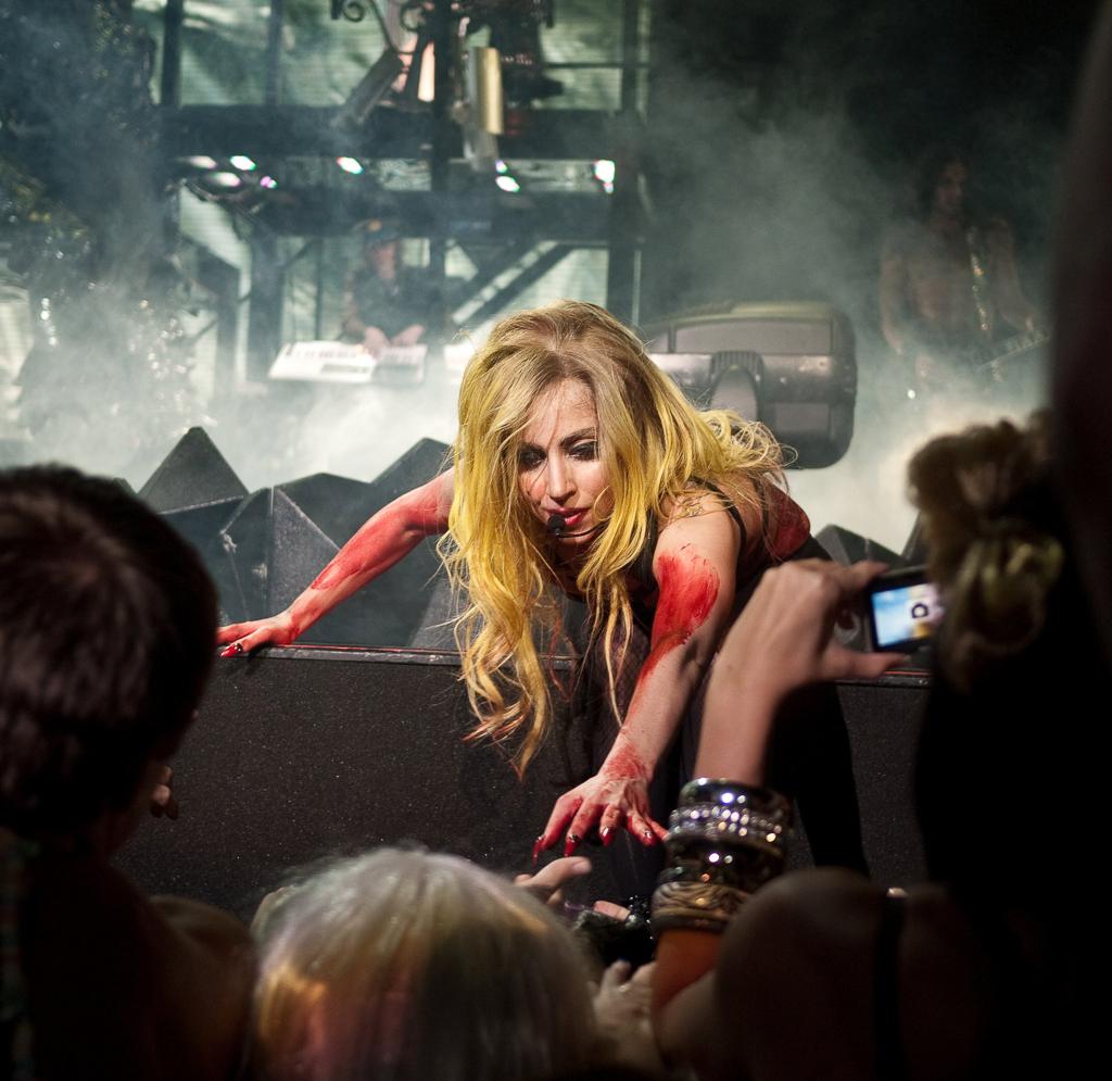 Lady Gaga © Ginka Wandzura Poole
