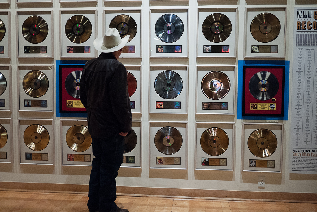 Country Music Hall of Fame, Nashville, TN © ginkaville.com