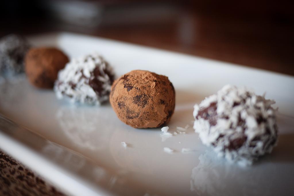 vegan truffles © ginkaville.com