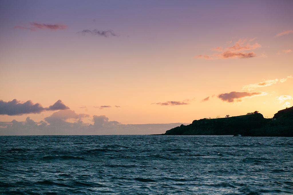 Sunset, Maui, HI © ginkavolle.com