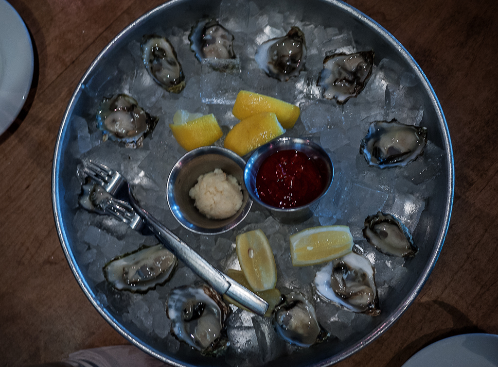 Oysters, The Southern Nashville