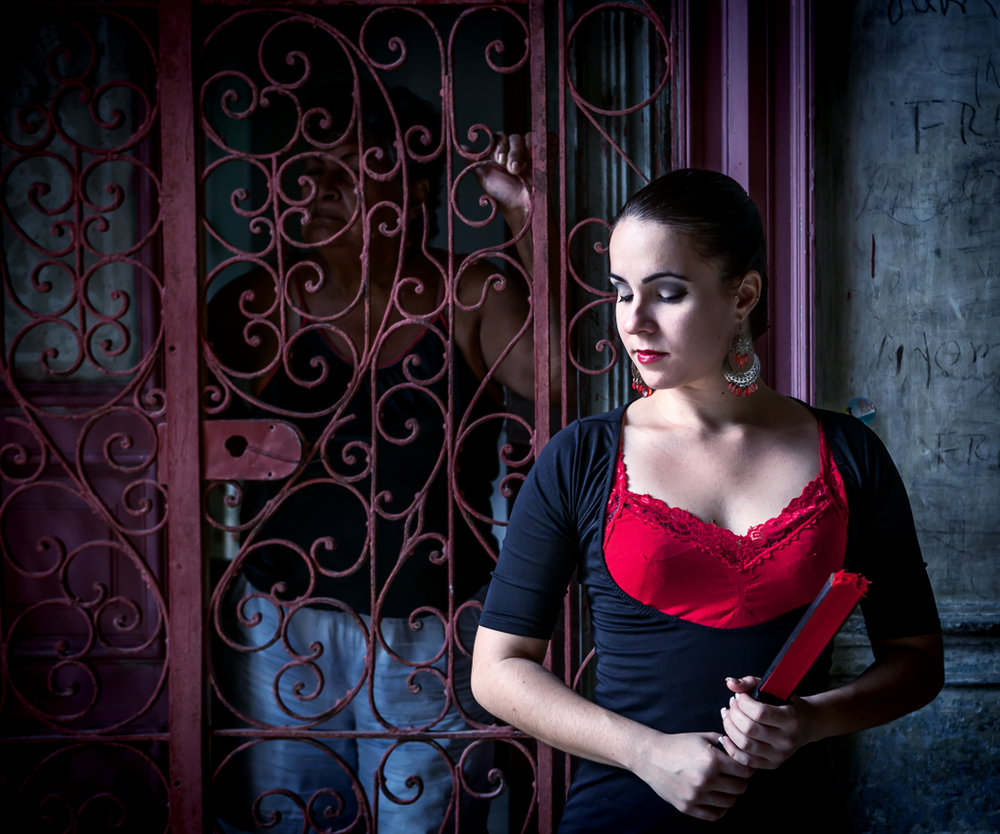 Cuba Dance | Cuba Flamenco | Professional Flamenco Dancers Cuba | Cuba National Ballet via @ginkaville + ginkaville.com