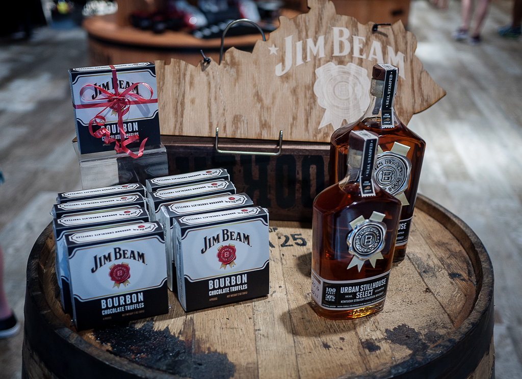 Jim Bean Urban Stillhouse Kentucky Bourbon Trail