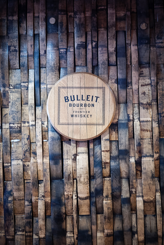 Bulleit Bourbon Distillery Kentucky Bourbon Trail