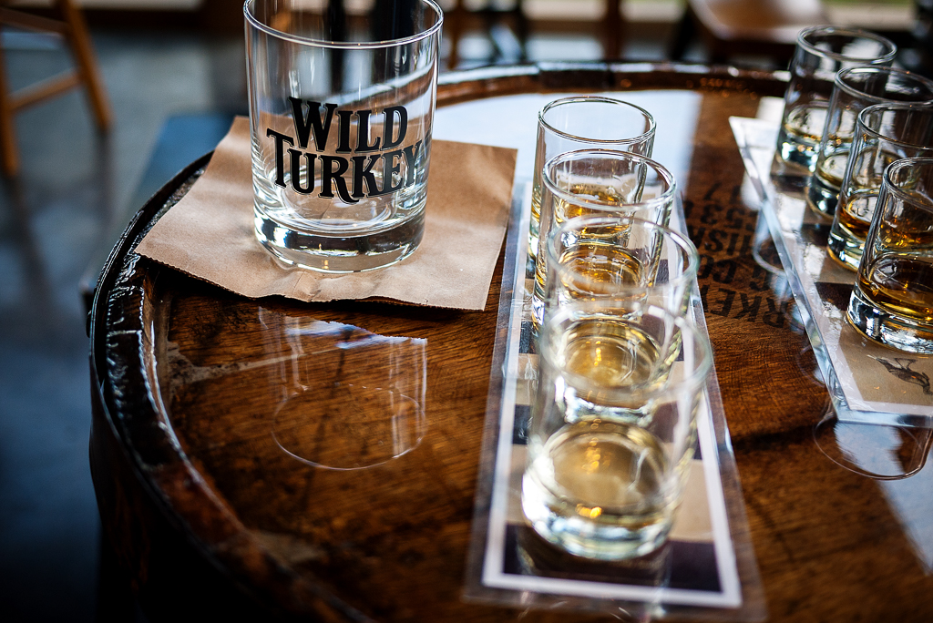 Wild Turkey Bourbon Distillery