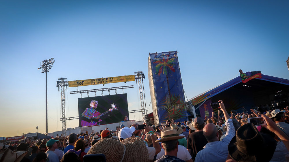 Jazz Fest Food - The definitive list on what to eat and what to skip at New Orleans Jazz Fest