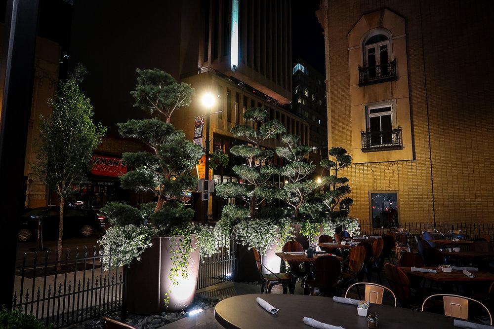 The Tavern at the Bobby Hotel Printer's Alley Downtown Nashville via @ginka + ginkaville.com