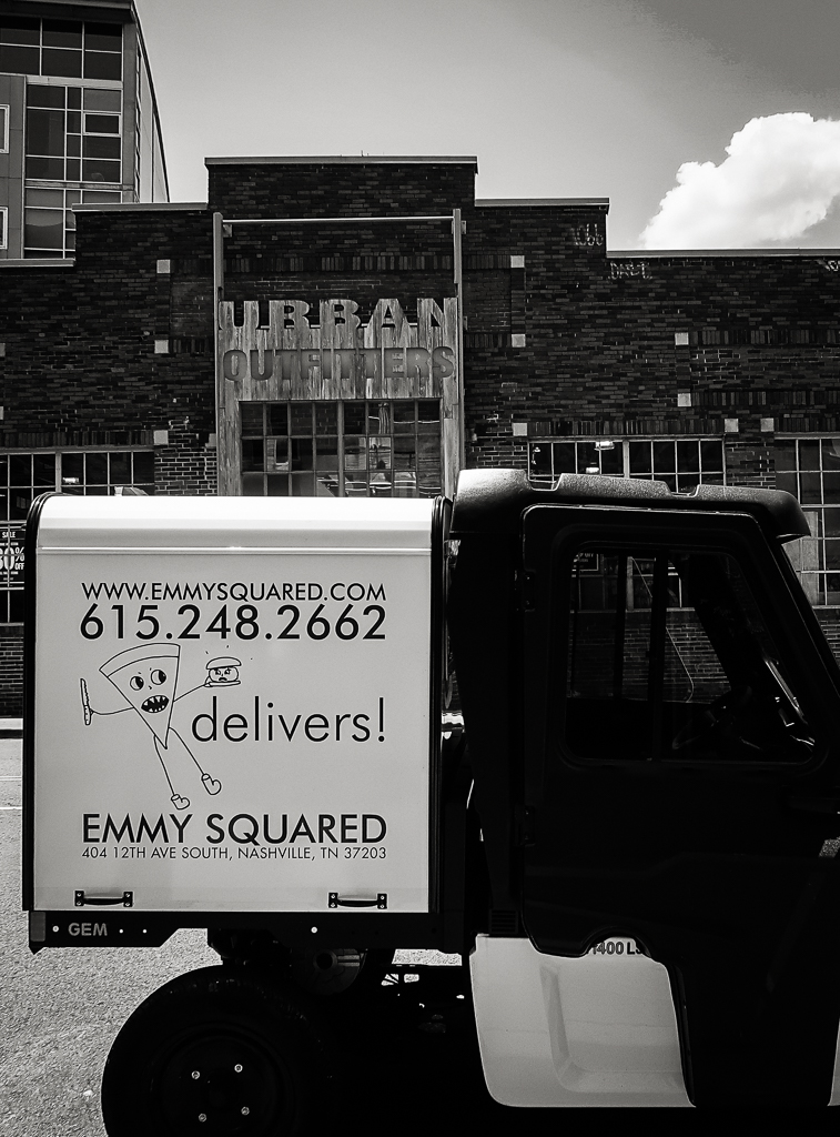 Emmy Squared, The Gulch, Nashville. Pizza, Burgers, More!