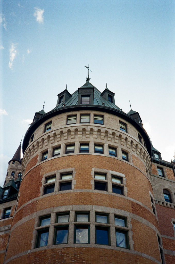My Month On Medium Format | Medium Format Rangefinder| Shot on Film | Film Photography|Quebec City| via @ginka + ginkaville.com