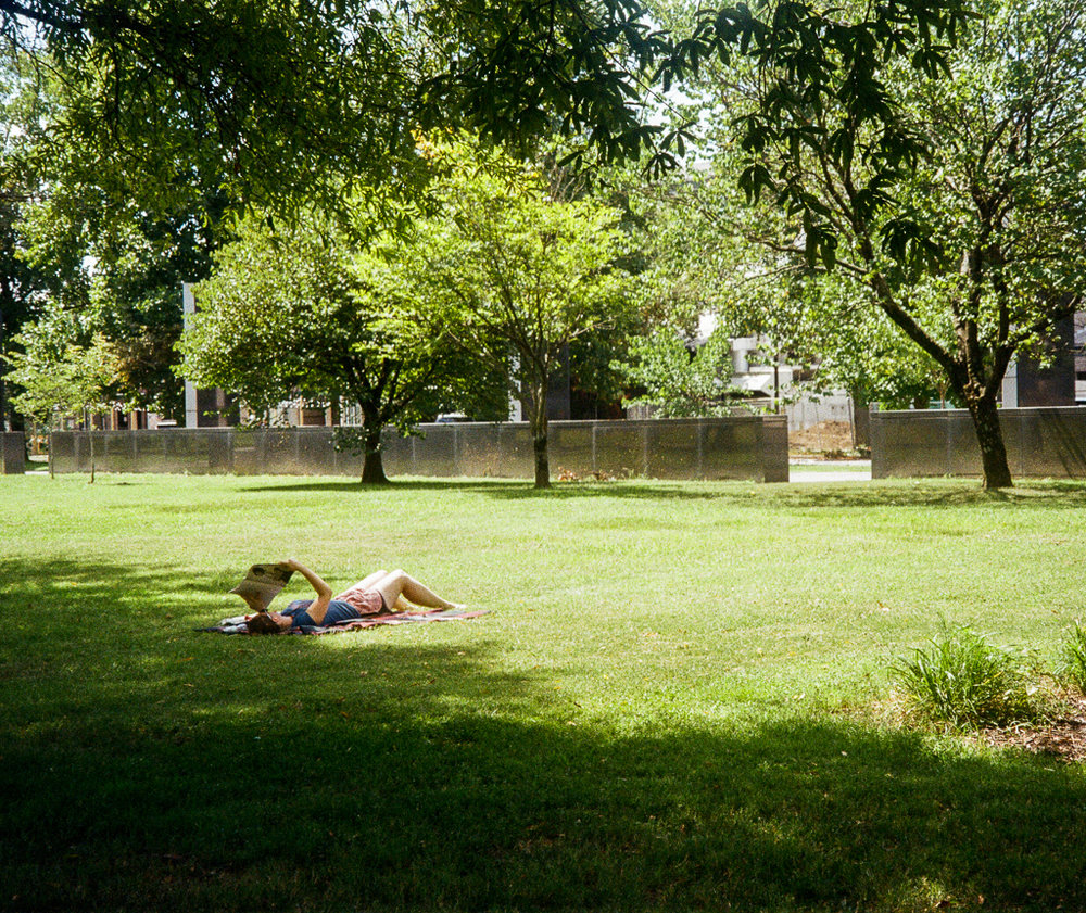 Photos of Nashville in the Summer | Film Photography