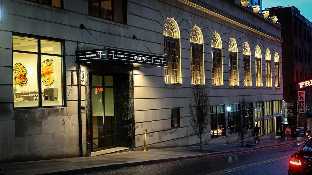 Makeready Hotel Noelle Nashville via @ginka + ginkaville.com