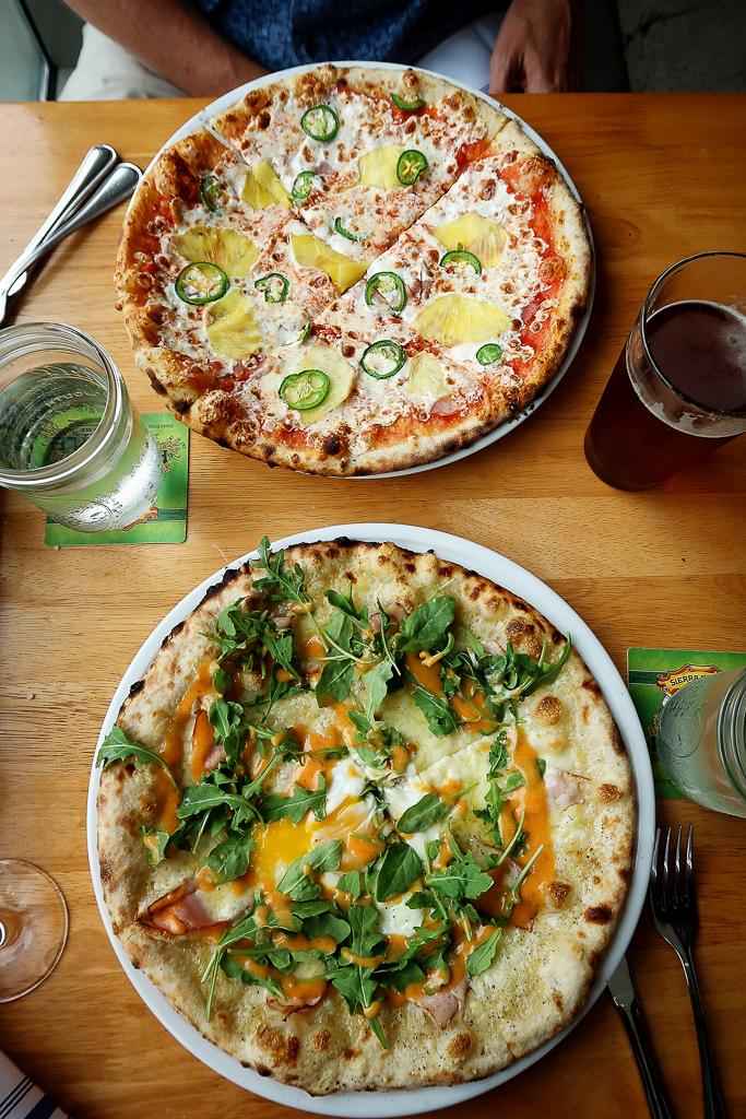 Pastaria, West End, Nashville via @ginka + ginkaville.com