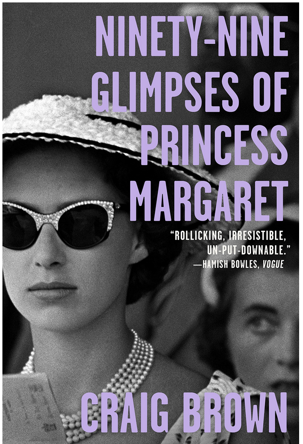 Ninety-Nine Glimpses of Princess Margaret - Craig Brown Review via @ginka + ginkaville.com