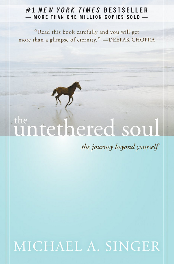 The Untethered Soul - Michael A. Singer Review via @ginka + ginkaville.com