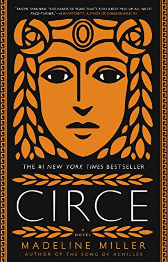 Circe - Madeline Miller Review via @ginka + ginkaville.com