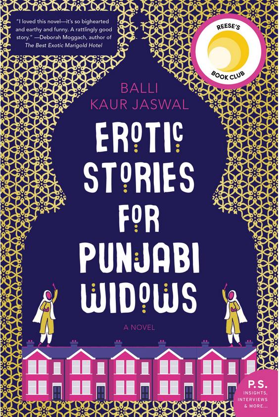 Erotic Stories for Punjabi Widows - Balli Kaur Jaswai Review via @ginka + ginkaville.com