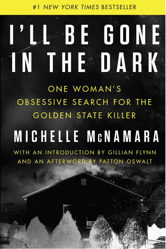 I'll Be Gone in the Dark - Michelle McNamara Review via @ginka + ginkaville.com