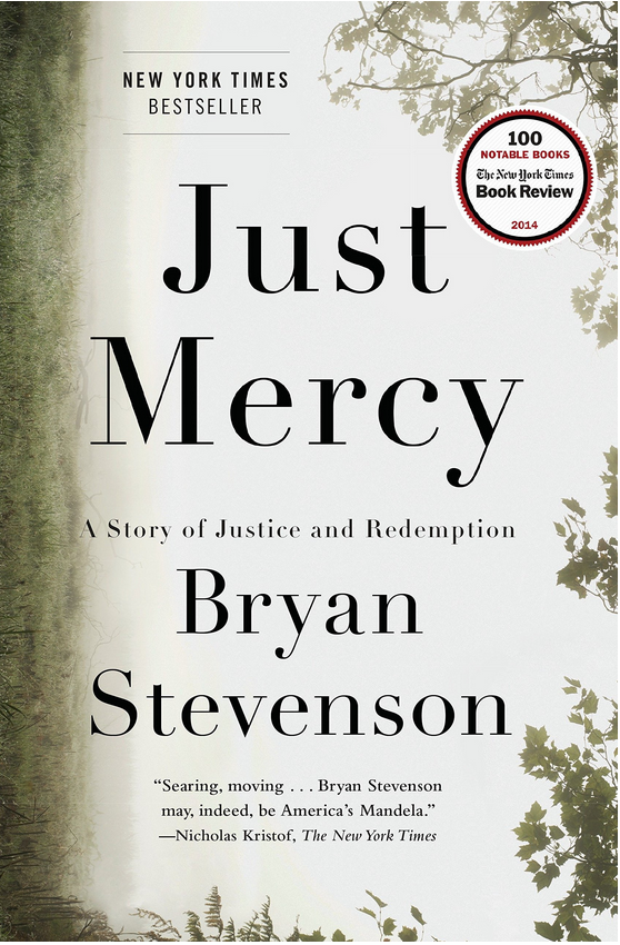 Just Mercy: A Story of Justice and Redemption - Bryan Stevenson Review via @ginka + ginkaville.com