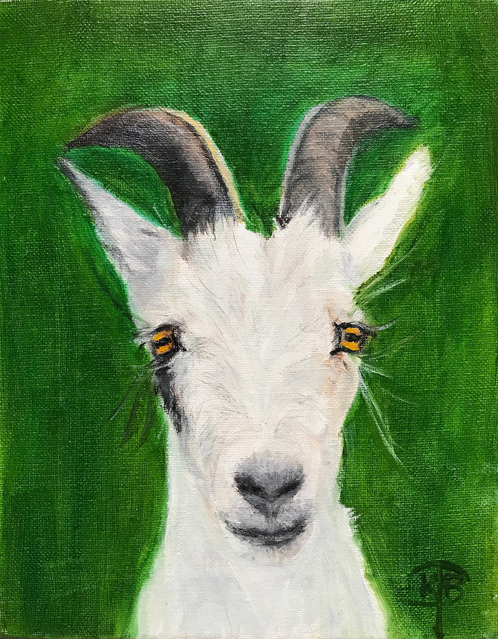 Copy of A Goat Named Clover