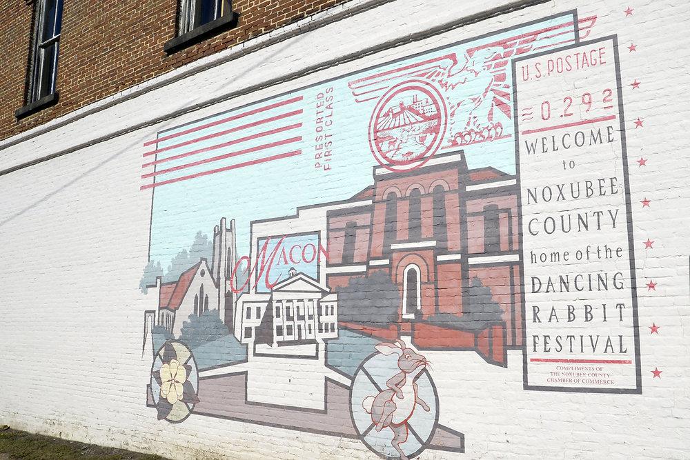 Macon, Mississippi, 2018.
