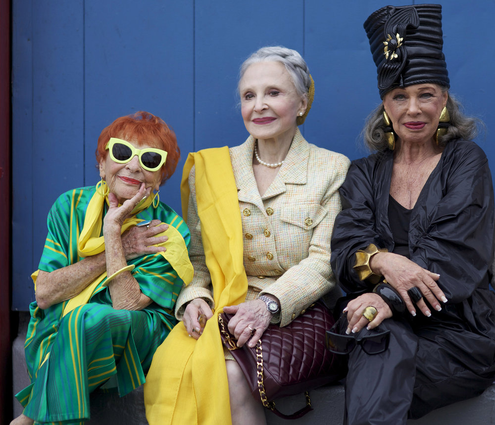 These Older Women Will Forever Change the Way You Think About Fashion - GOOD Magazine