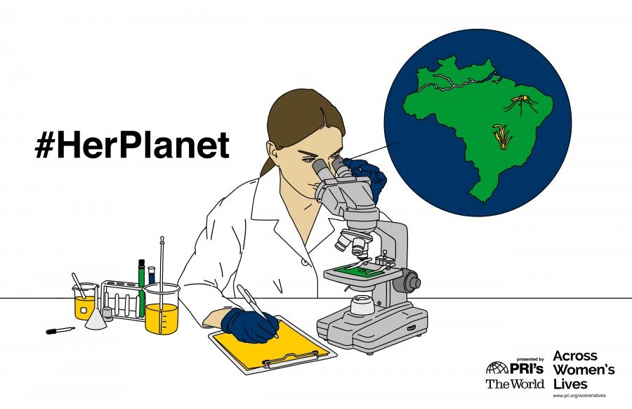 Her Planet - The World (BBC/WGBH/PRI)