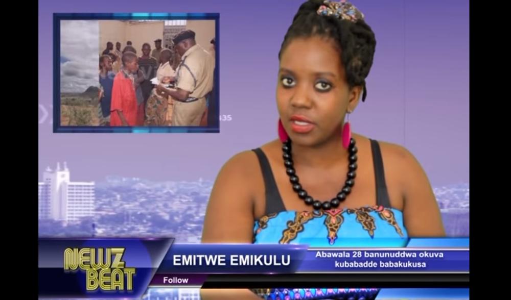Ugandans tune in to watch Lady Slyke rap the news - The World (BBC/WGBH/PRI) +Across Women's Lives